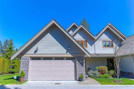 R2379967 - 7 3122 160 STREET, Grandview Surrey, Surrey, BC - Townhouse