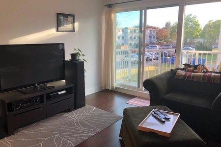 R2380309 - 206 7220 LINDSAY ROAD, Granville, Richmond, BC - Apartment Unit