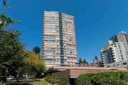 R2380516 - 1906 2055 PENDRELL STREET, West End VW, Vancouver, BC - Apartment Unit