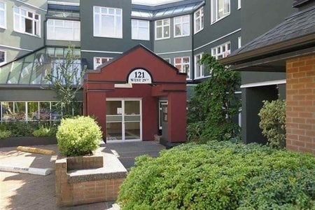 R2380782 - 308 121 W 29TH STREET, Upper Lonsdale, North Vancouver, BC - Apartment Unit
