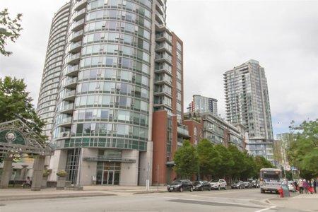 R2380896 - 1202 58 KEEFER PLACE, Downtown VW, Vancouver, BC - Apartment Unit