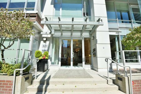 R2381052 - 1803 821 CAMBIE STREET, Downtown VW, Vancouver, BC - Apartment Unit