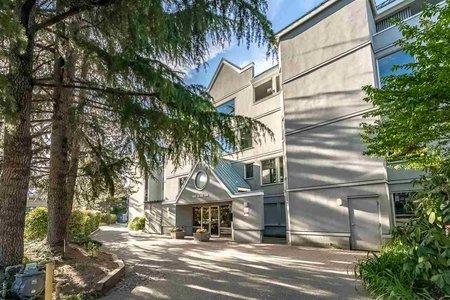 R2381215 - 101 1355 W 4TH AVENUE, False Creek, Vancouver, BC - Apartment Unit