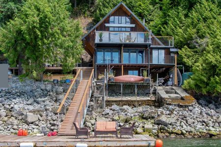 R2381296 - 1 COSY COVE, Indian Arm, North Vancouver, BC - House/Single Family
