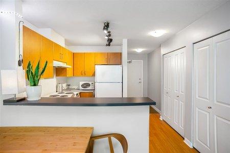 R2381383 - 406 1295 RICHARDS STREET, Downtown VW, Vancouver, BC - Apartment Unit