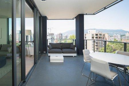 R2381422 - 704 1171 JERVIS STREET, West End VW, Vancouver, BC - Apartment Unit