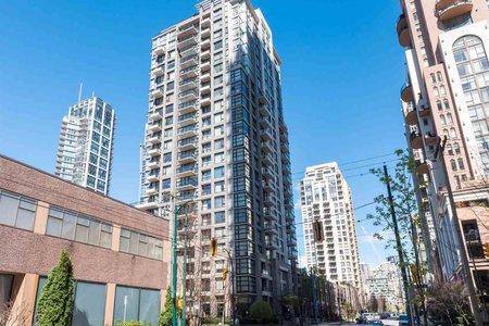 R2381435 - 1804 1295 RICHARDS STREET, Downtown VW, Vancouver, BC - Apartment Unit