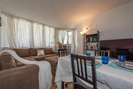 R2381634 - 306 1270 ROBSON STREET, West End VW, Vancouver, BC - Apartment Unit