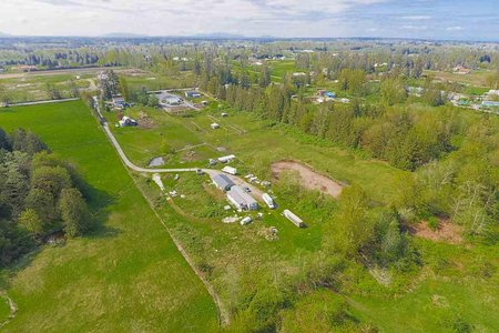 R2382181 - 25263 32 AVENUE, Otter District, Langley, BC - House with Acreage