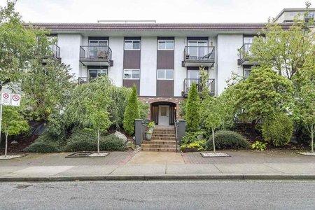 R2382189 - 102 2234 W 1ST AVENUE, Kitsilano, Vancouver, BC - Apartment Unit