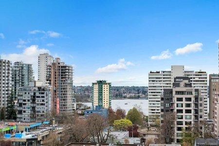 R2382260 - 1002 1816 HARO STREET, West End VW, Vancouver, BC - Apartment Unit