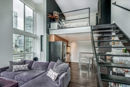 R2383160 - 601 933 SEYMOUR STREET, Downtown VW, Vancouver, BC - Apartment Unit