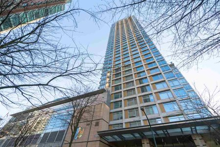 R2383276 - 3401 1028 BARCLAY STREET, West End VW, Vancouver, BC - Apartment Unit