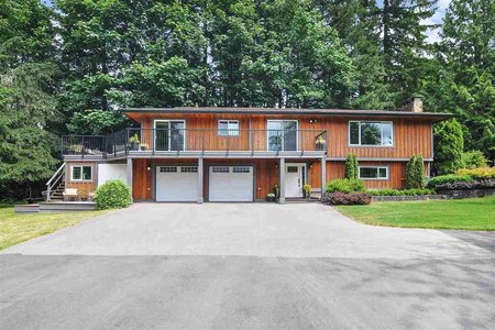 R2383342 - 51 WAGONWHEEL CRESCENT, Salmon River, Langley, BC - House with Acreage