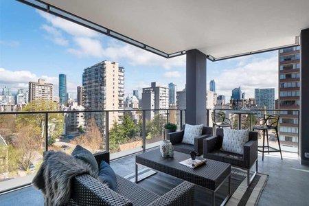 R2383389 - 1001 1171 JERVIS STREET, West End VW, Vancouver, BC - Apartment Unit