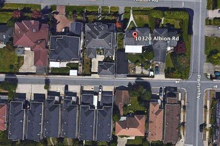 R2383621 - 10320 ALBION ROAD, McNair, Richmond, BC - House/Single Family