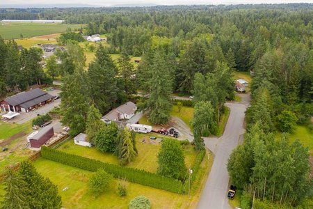 R2384002 - 25013 52 AVENUE, Salmon River, Langley, BC - House with Acreage