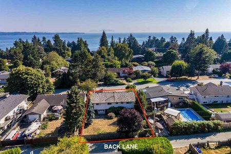 R2384773 - 13861 MALABAR AVENUE, White Rock, White Rock, BC - House/Single Family