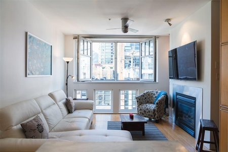 R2384928 - 405 1072 HAMILTON STREET, Yaletown, Vancouver, BC - Apartment Unit