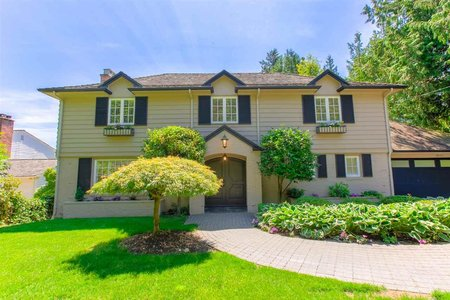 R2384977 - 3940 VIEWRIDGE PLACE, Bayridge, West Vancouver, BC - House/Single Family