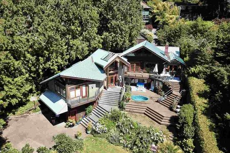 R2385120 - 4787 PILOT HOUSE ROAD, Olde Caulfeild, West Vancouver, BC - House/Single Family
