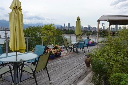 R2385242 - 204 2430 POINT GREY ROAD, Kitsilano, Vancouver, BC - Apartment Unit