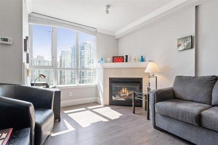 R2385374 - 2201 63 KEEFER PLACE, Downtown VW, Vancouver, BC - Apartment Unit
