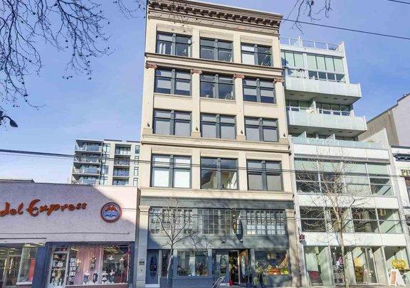 404 53 W HASTINGS STREET, Vancouver - R2386019
