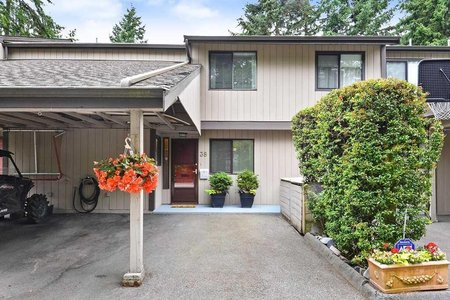 R2386388 - 38 6712 BAKER ROAD, Sunshine Hills Woods, Delta, BC - Townhouse