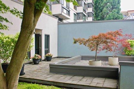 R2386834 - 106 1477 FOUNTAIN WAY, False Creek, Vancouver, BC - Apartment Unit