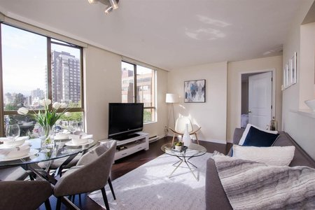 R2387013 - 706 888 PACIFIC STREET, Yaletown, Vancouver, BC - Apartment Unit