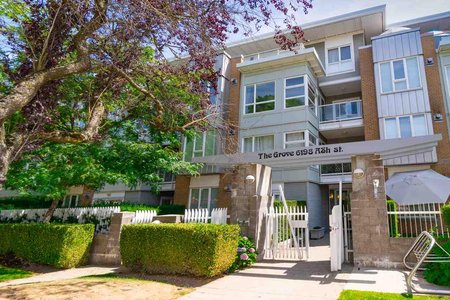 R2387158 - 102 6198 ASH STREET, Oakridge VW, Vancouver, BC - Apartment Unit