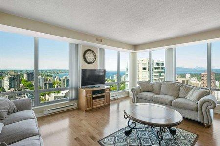 R2387215 - 3301 1288 W GEORGIA STREET, West End VW, Vancouver, BC - Apartment Unit