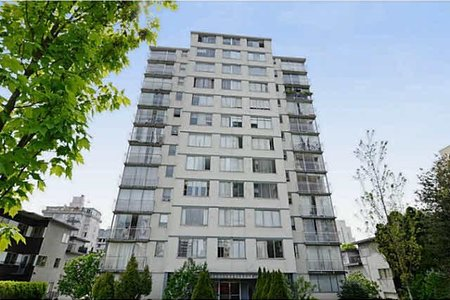 R2387305 - 601 1250 BURNABY STREET, West End VW, Vancouver, BC - Apartment Unit