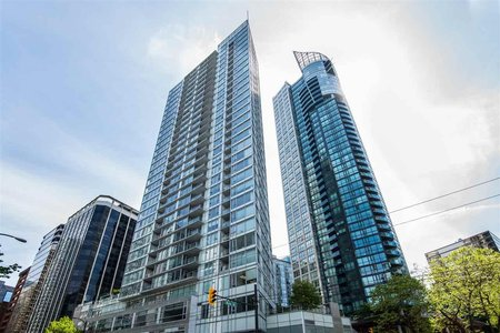 R2387389 - 1903 1188 W PENDER STREET, Coal Harbour, Vancouver, BC - Apartment Unit