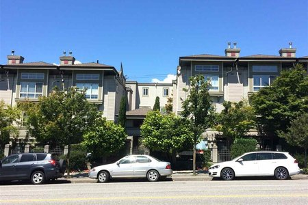 R2387547 - 6 2375 W BROADWAY, Kitsilano, Vancouver, BC - Apartment Unit