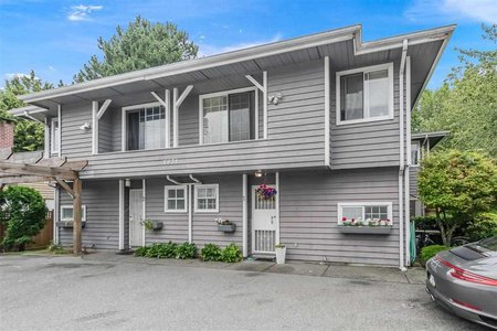 R2387676 - 1 6631 COONEY ROAD, Brighouse, Richmond, BC - Townhouse
