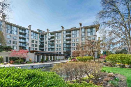 R2387840 - 112 4685 VALLEY DRIVE, Quilchena, Vancouver, BC - Apartment Unit