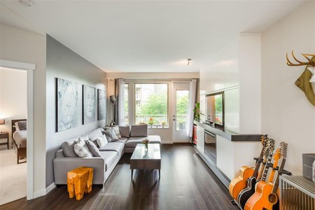 R2387861 - 201 119 W 22ND STREET, Central Lonsdale, North Vancouver, BC - Apartment Unit
