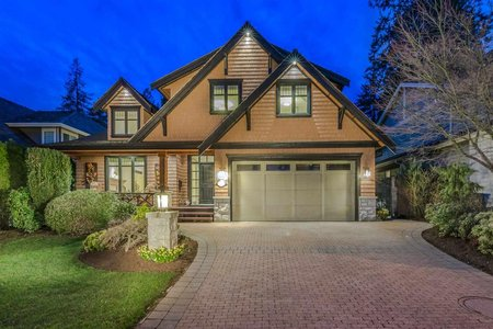 R2387869 - 1297 ELDON ROAD, Canyon Heights NV, North Vancouver, BC - House/Single Family