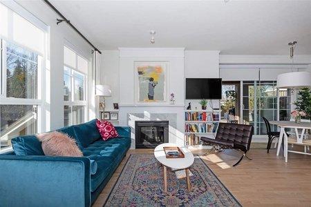 R2388183 - 302 5605 HAMPTON PLACE, University VW, Vancouver, BC - Apartment Unit