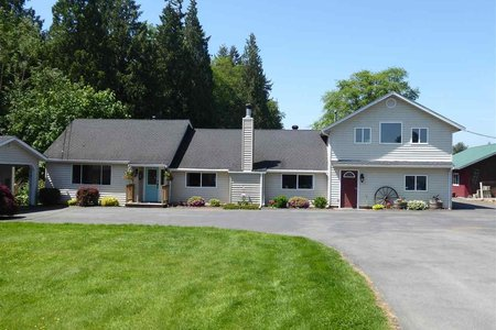 R2388296 - 3717 224 STREET, Campbell Valley, Langley, BC - House with Acreage