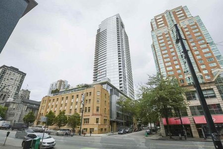R2388329 - 1008 1028 BARCLAY STREET, West End VW, Vancouver, BC - Apartment Unit