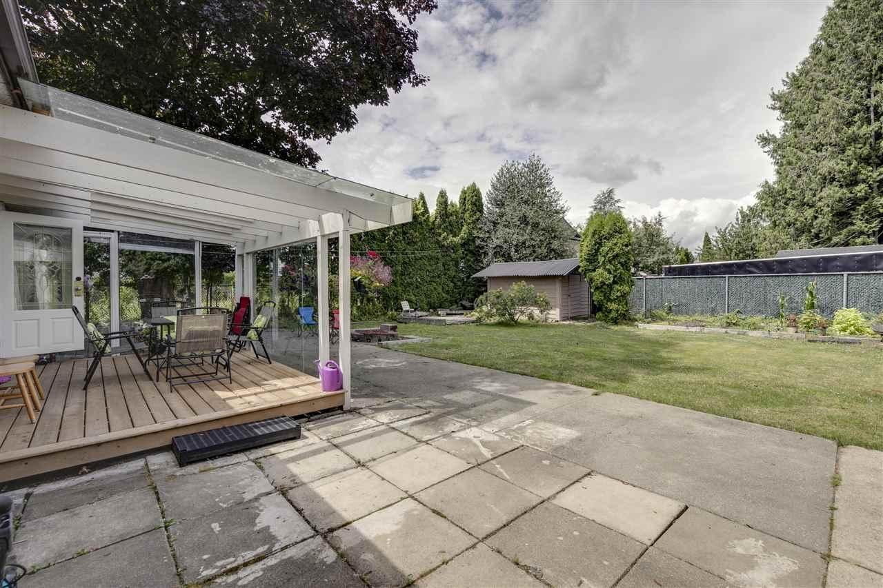 18929 Advent Road, Pitt Meadows - 3 beds, 1 bath - For Sale
