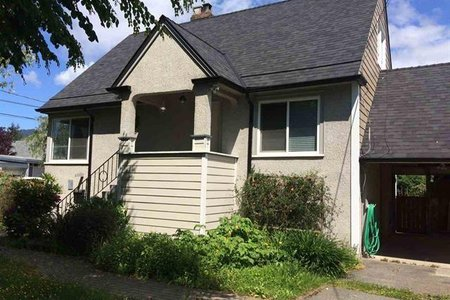 R2388788 - 1295 DUCHESS AVENUE, Ambleside, West Vancouver, BC - House/Single Family