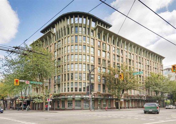 510 1 E CORDOVA STREET, Vancouver - R2389280