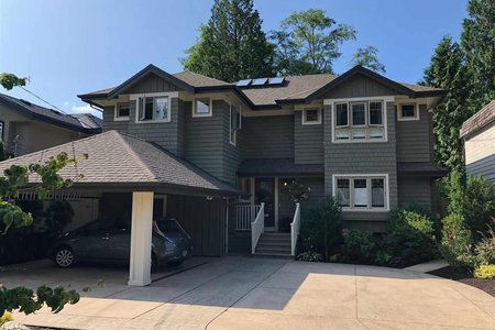 R2389542 - 4377 RAEBURN STREET, Deep Cove, North Vancouver, BC - House/Single Family