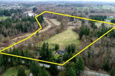 R2389594 - 430 232 STREET, Campbell Valley, Langley, BC - House with Acreage