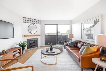R2389621 - 208 341 W 3RD STREET, Lower Lonsdale, North Vancouver, BC - Apartment Unit