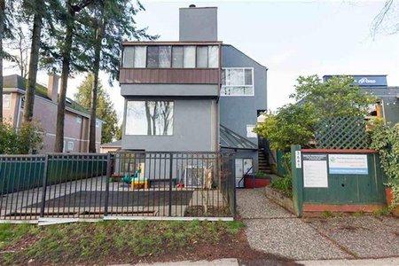 R2389647 - 201 3641 W 29TH AVENUE, Dunbar, Vancouver, BC - Townhouse